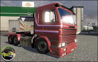 Euro truck 2 mods scania by joao vitor beta v 1 4