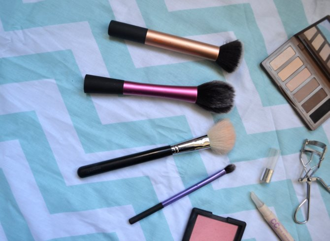 Top 5 Makeup Tools
