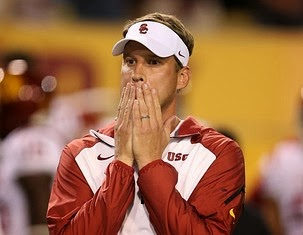 Lane Kiffin is an ex-USC head football coach.