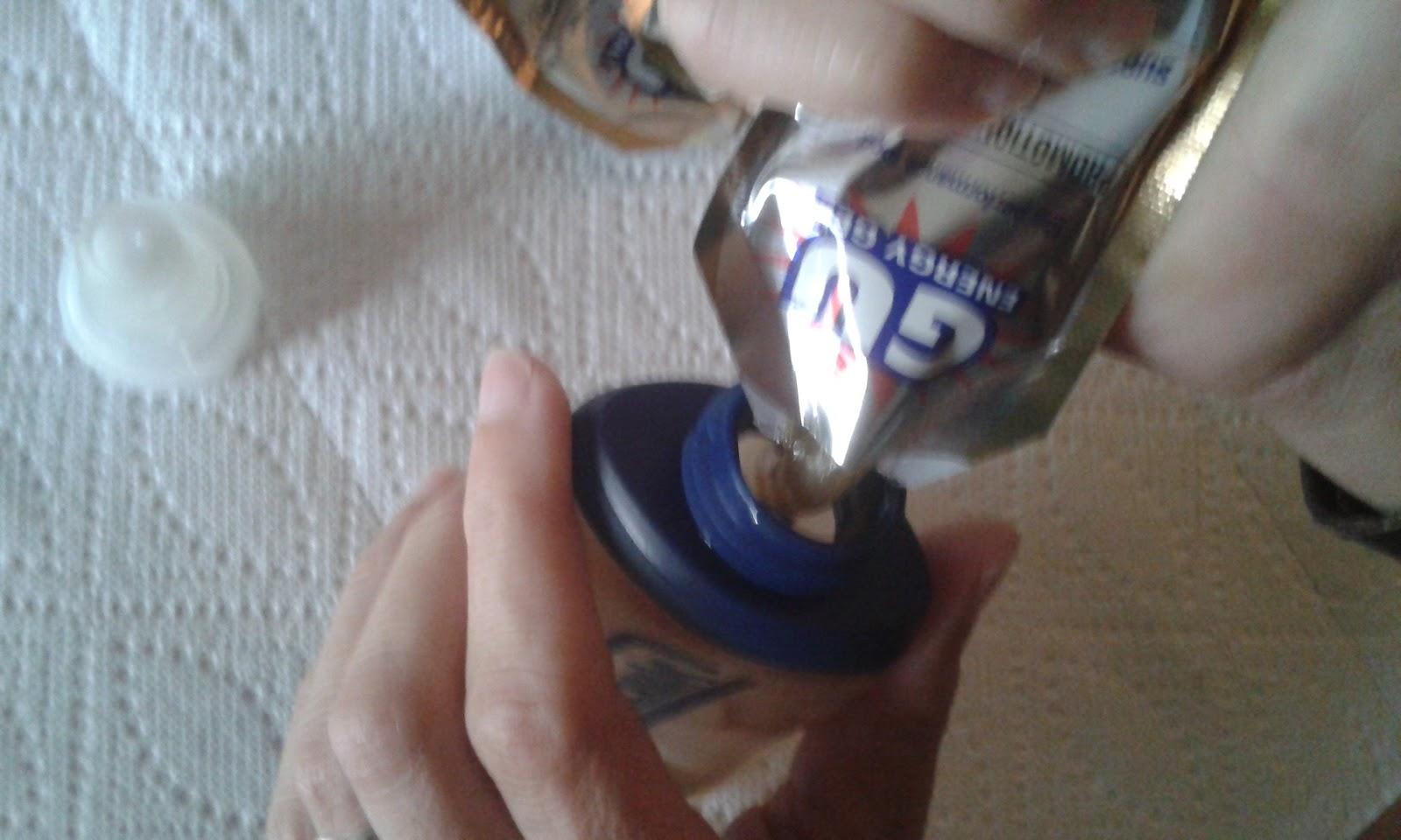 gel holder race belt