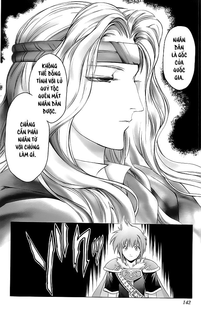 Fire Emblem-Hasha no Tsurugi chap 28 - Trang 13
