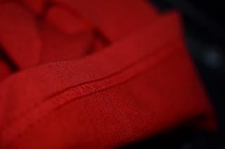 T-shirt stitching