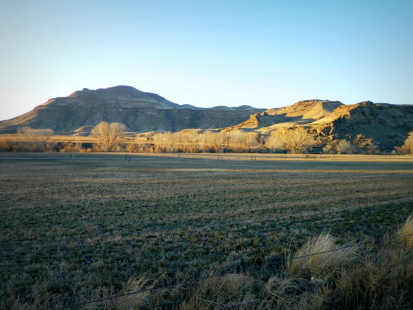 Living In Idaho Drive To Lake Owyhee