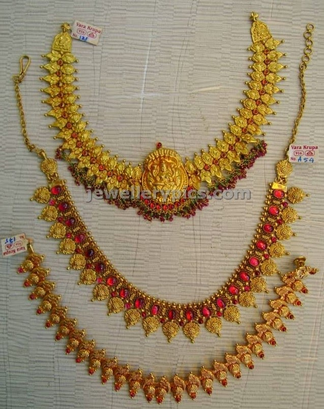 antique necklace catalogue