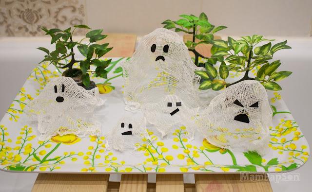 привидения из марли