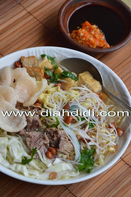 Diah Didi's Kitchen: Bakmi Ketoprak