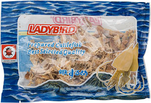 Asian Dried Squid from Thailan