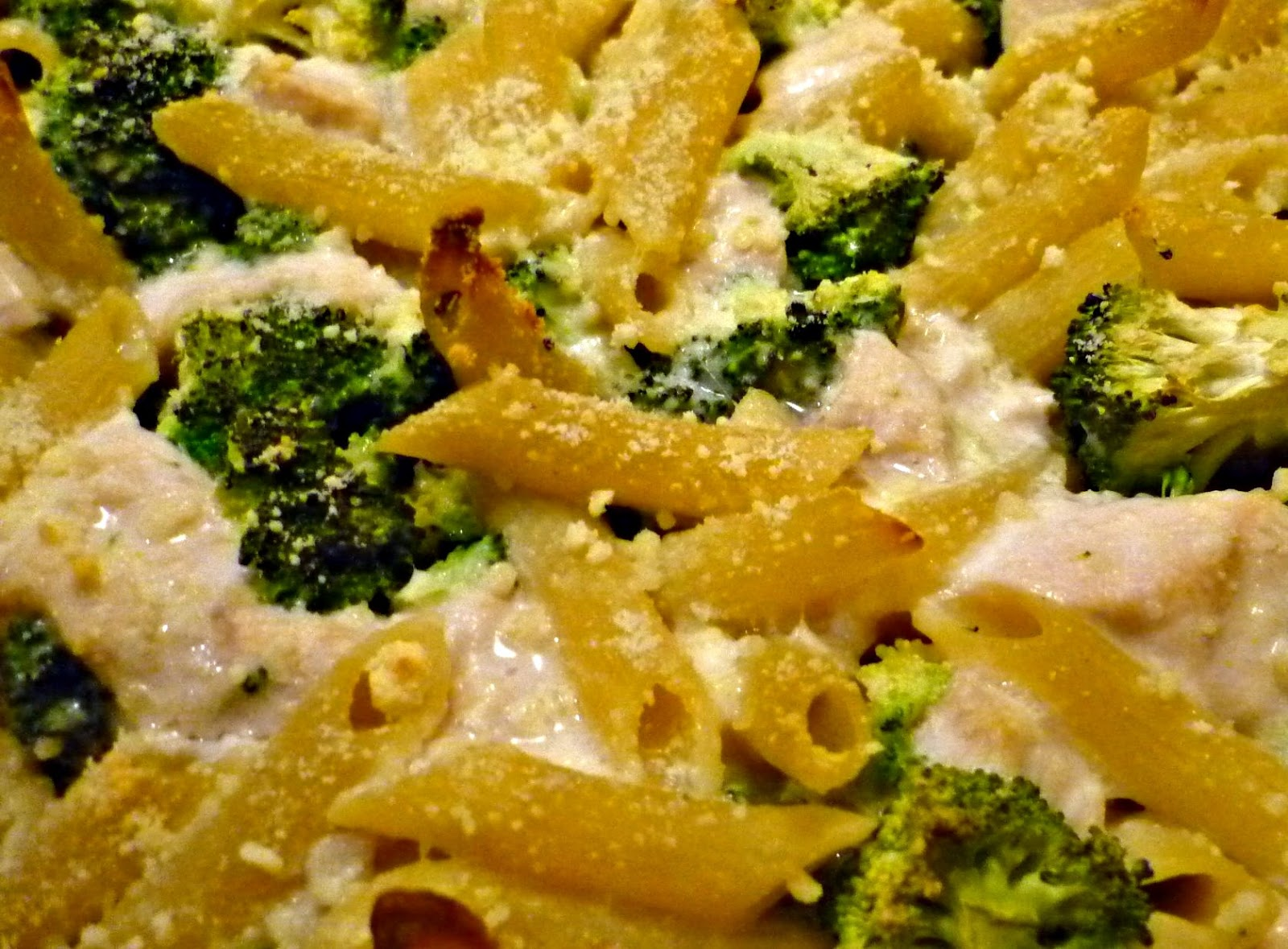 Kitchenette: Creamy Chicken and Broccoli Casserole