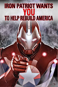 Not only that, but it appears Iron Patriot is getting a comic makeover as . (ultimateswtext)
