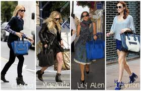 history of celine handbags