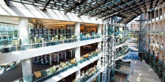 [Masuk gan ] 7 Perpustakaan Keren di Dunia