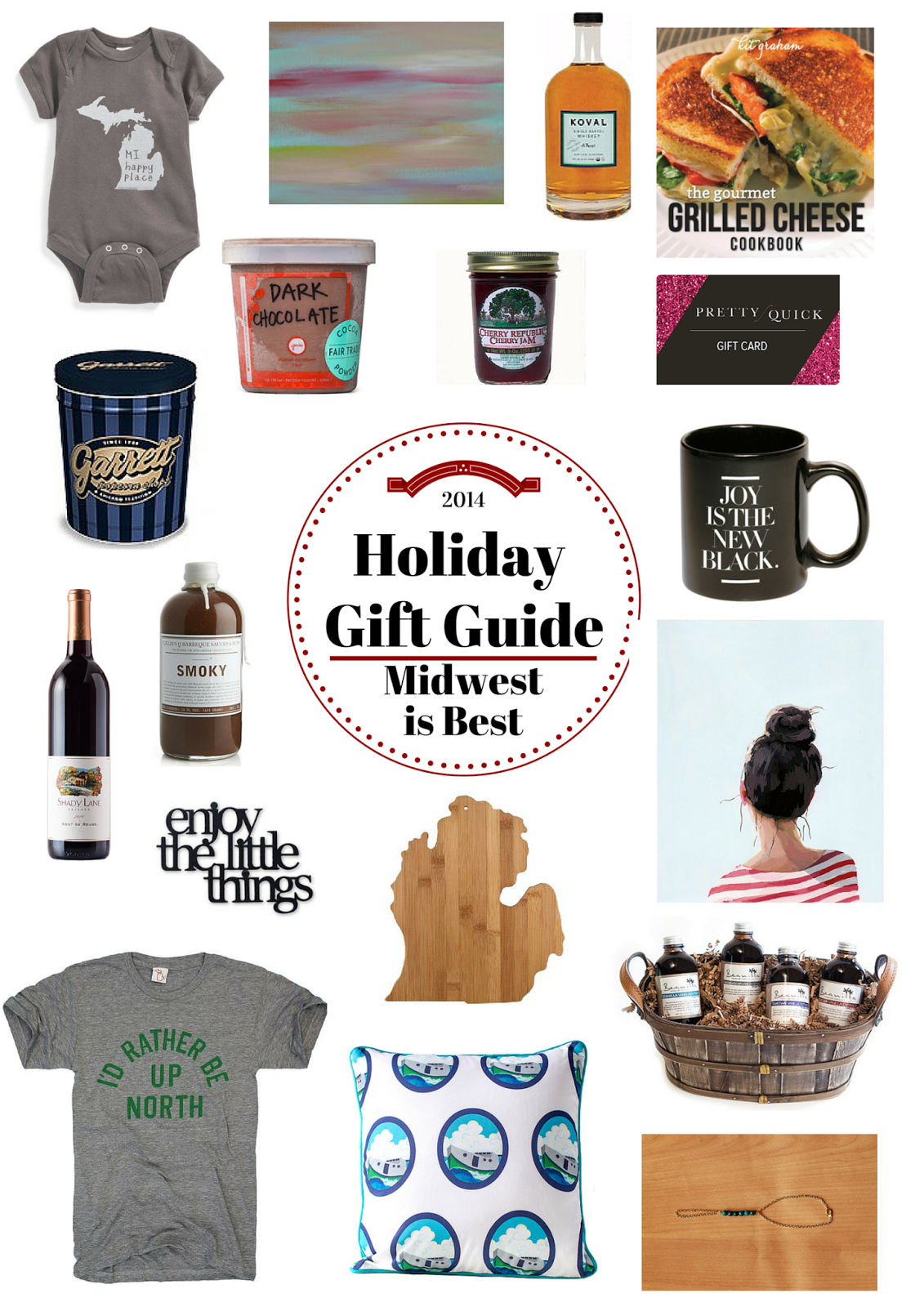 Holiday Gift Guide, Midwest, Gifts