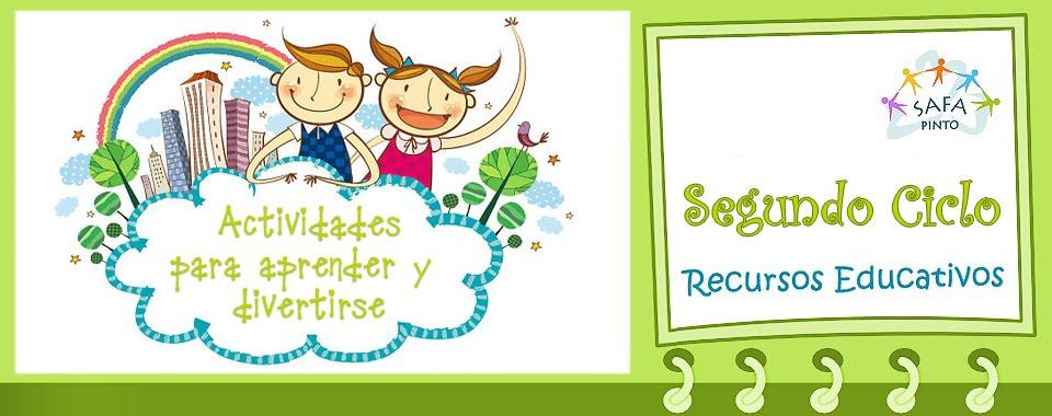 2º Ciclo de Primaria Colegio Sagrada Familia Pinto