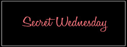 Join Secret Wednesday on Flickr