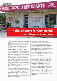 Direct Shutters supply roller shutters throughout Adelaide and South Australia