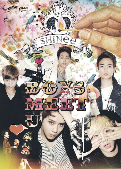 shinee boys meet u photobook pic 4