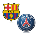 Live Stream FC Barcelona - Paris St. Germain