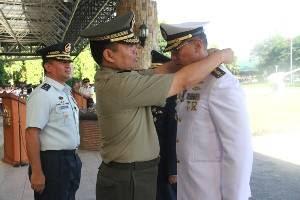 Dua Perwira TNI dapat Penghargaan Internasional