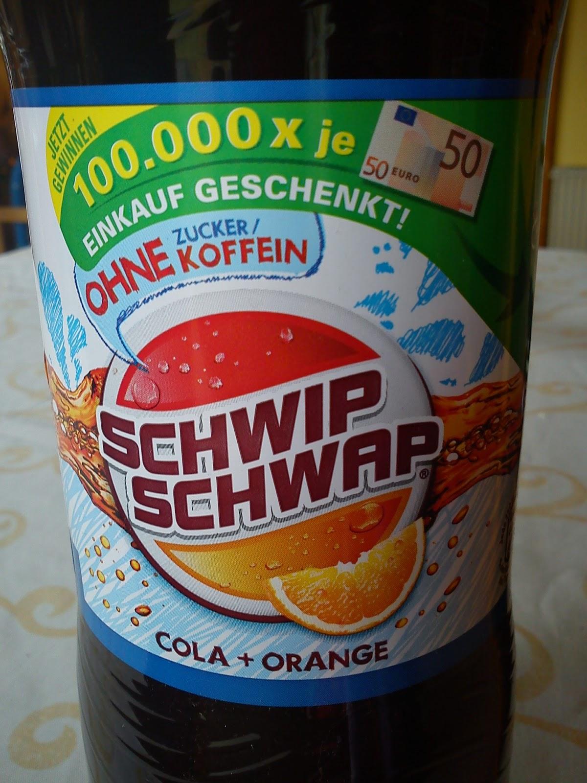 Jeannys Lieblingsstücke: Produkttest: SCHWIP SCHWAP ohne Zucker und ...