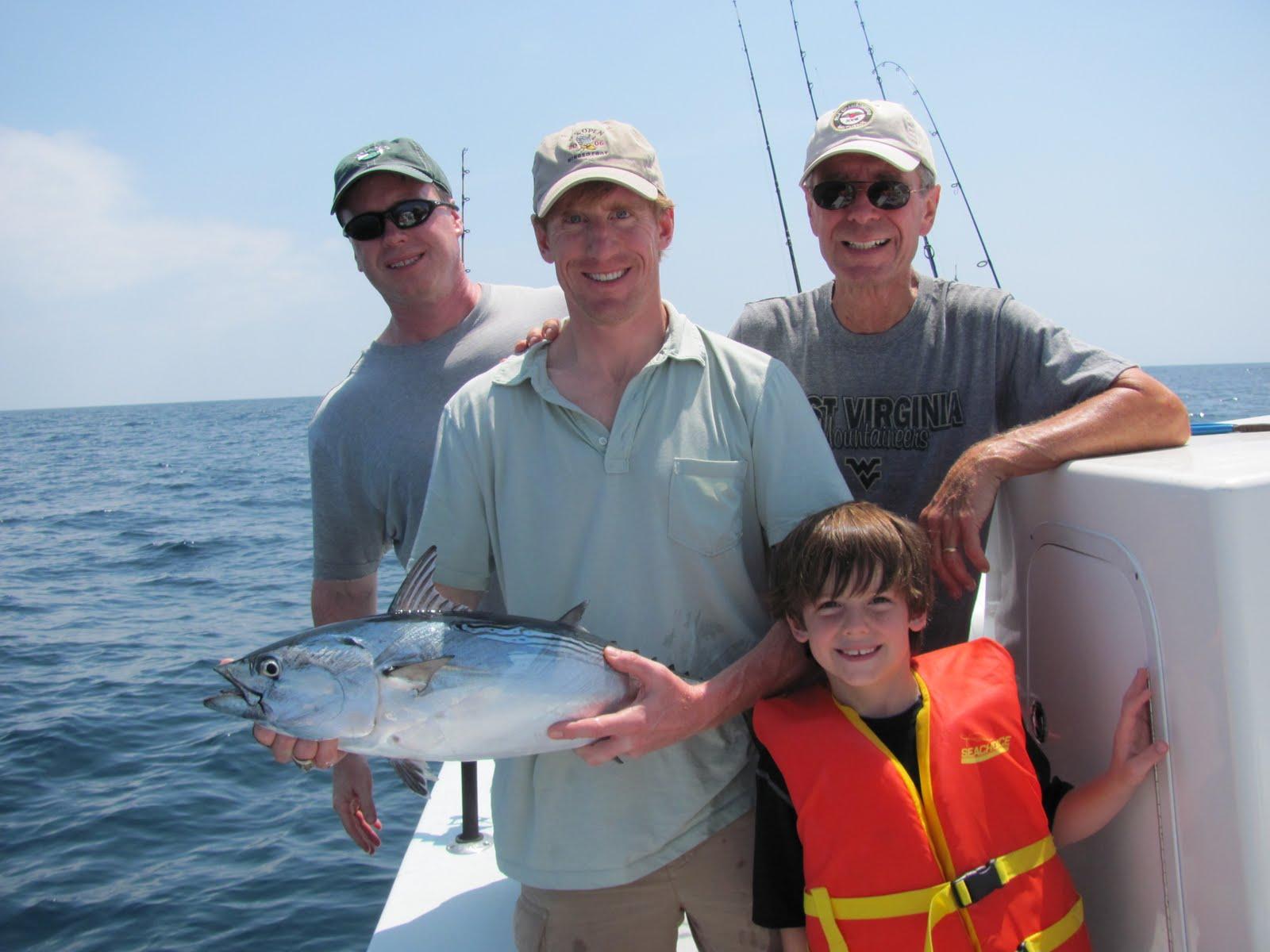 Emerald isle fishing report sea bass flounder and false for Emerald isle fishing charters