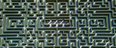 Danny Wendy Overlook Maze
