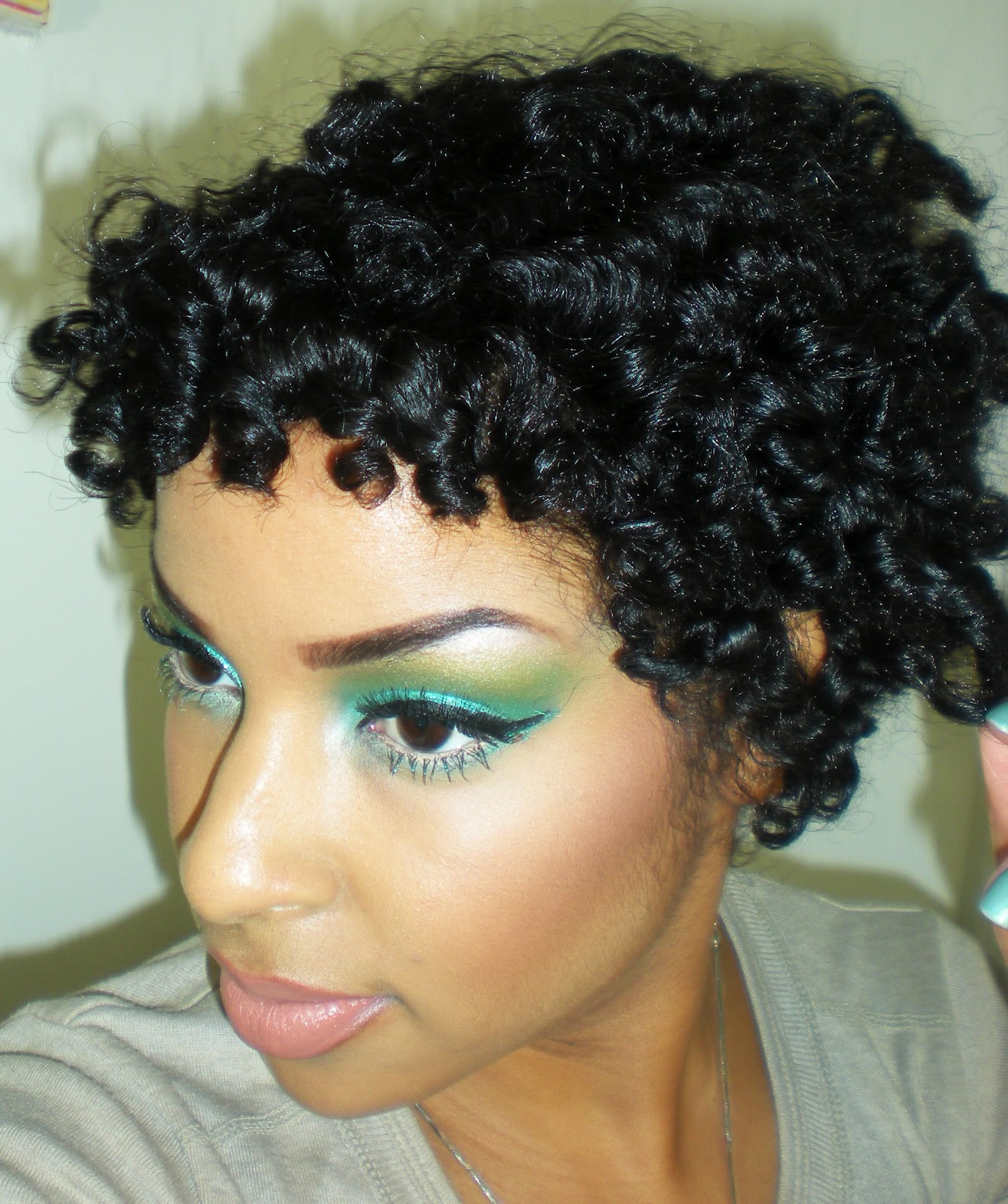 Two Strand Twist With Perm Rods | LONG HAIRSTYLES