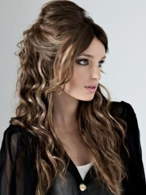 Party Hairstyles   Hairstyles For Party   Long Hair   Long Hair Hairstyles    Long Hairstyles:
