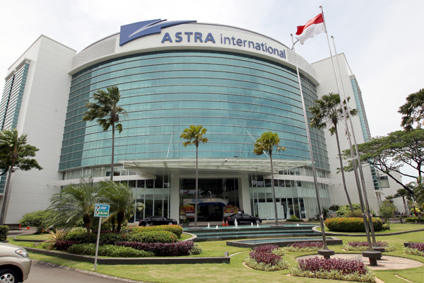 Job Vacancy PT Astra International Tbk