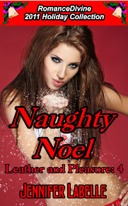 Naughty Noel (Leather and Pleasure 4)