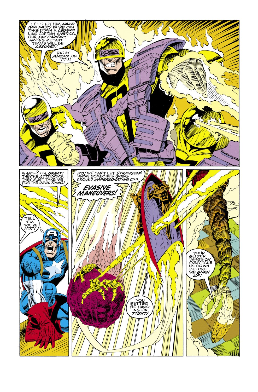 Captain America (1968) Issue #426 #376 - English 13