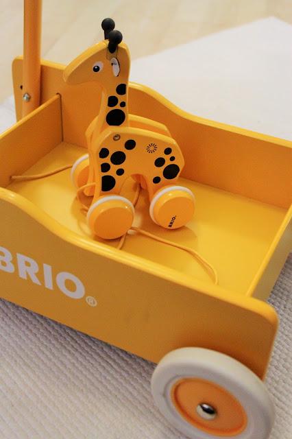 Brio lelut, Brio kirahvi