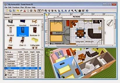 Beberapa Aplikasi Design Rumah Terbaik On-line serta Off-line
