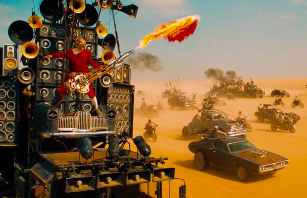 Mad Max Fury Road 2015 Web-Dl 720p 775MB