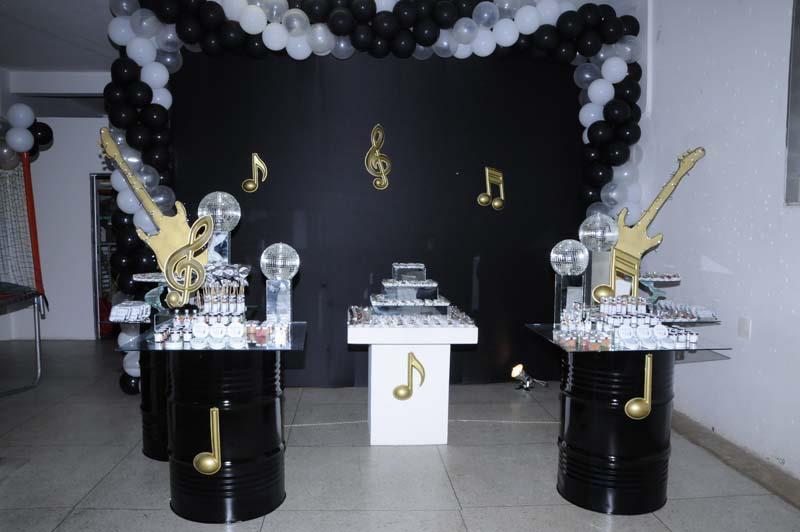 decoracao festa notas musicais:Baby Festas: Festa Musical do Gustavo e Guilherme