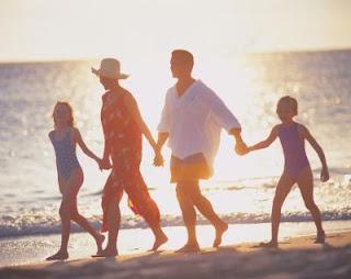 berkumpul bersama keluarga dapat mengurangi stress