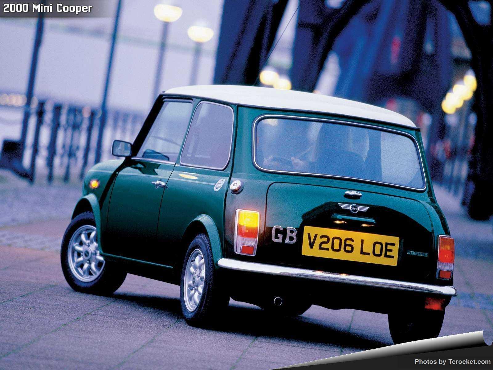 Hình ảnh xe ô tô Mini Cooper 2000 & nội ngoại thất