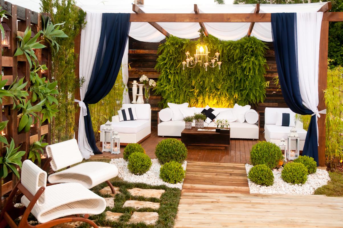 Decorando com classe casa cor santa catarina 2011 for Jardines verticales para terrazas