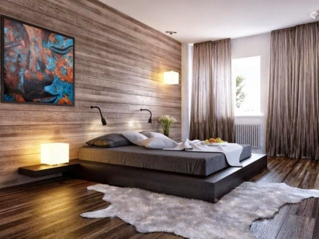 wall paint design ideas bedroom