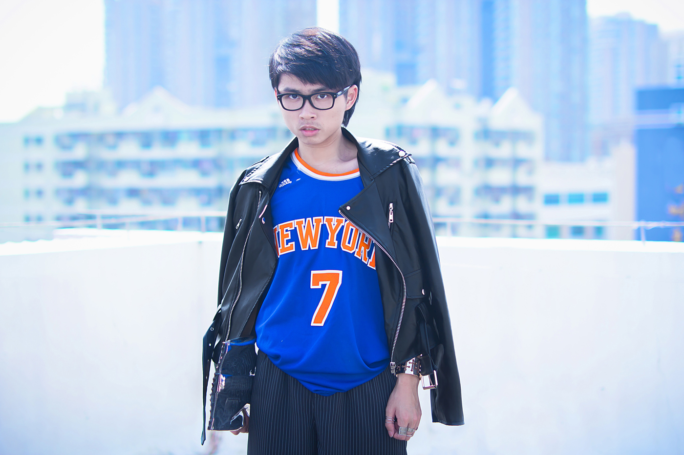 Basketball Jersey Outfit Menswear