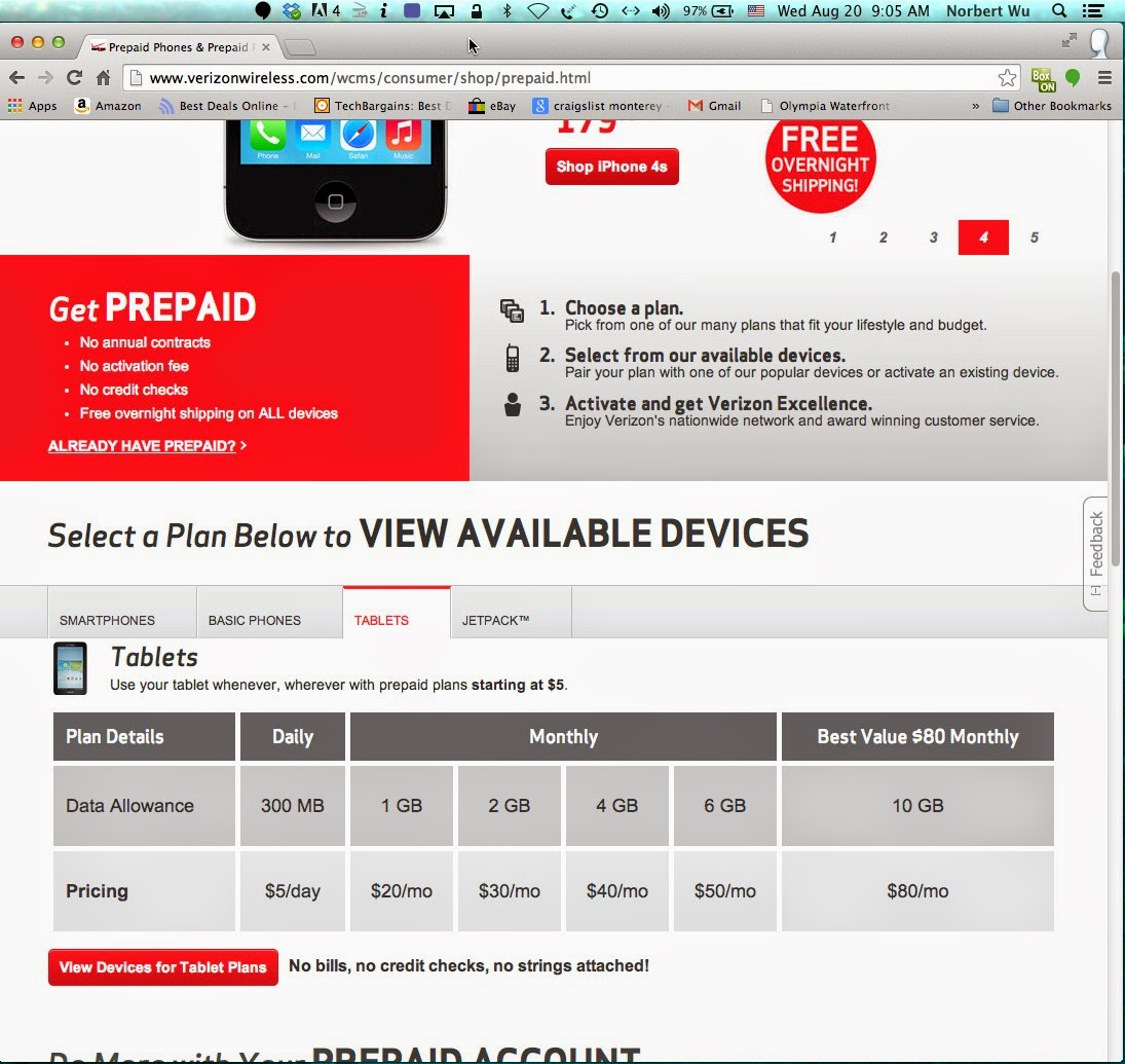 Download Activate Smartphone On Verizon Without Data Plan ...
