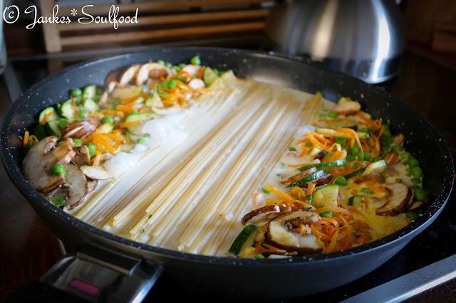One Pot Pasta - Jankes*Soulfood