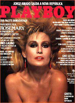 Rosemary - Fotos Playboy 1985