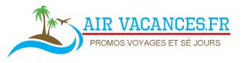 Air Vacances.fr ~ Bons Plans - Promos : Voyages et Séjours pas chers