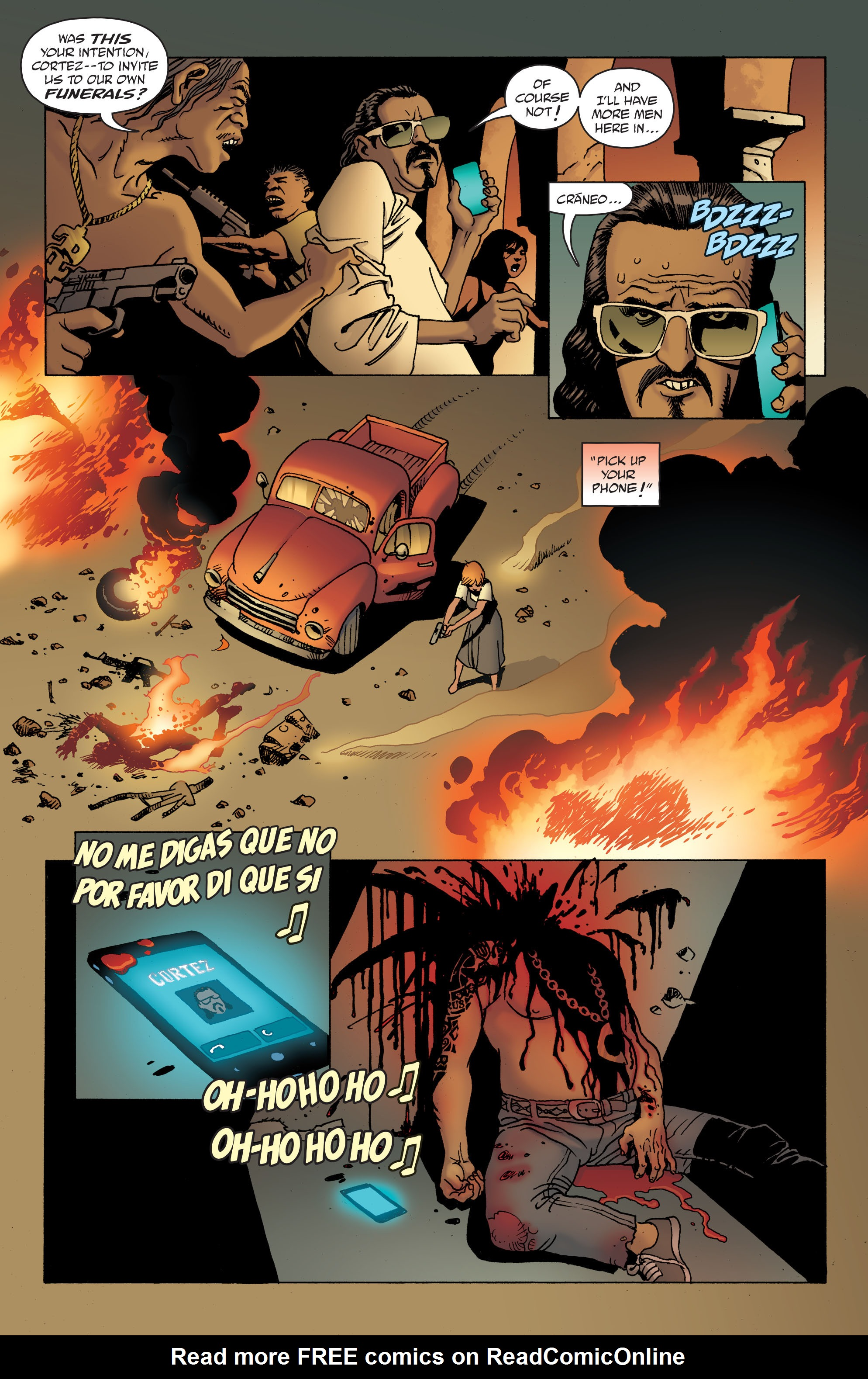 100 Bullets: Brother Lono Full Page 178