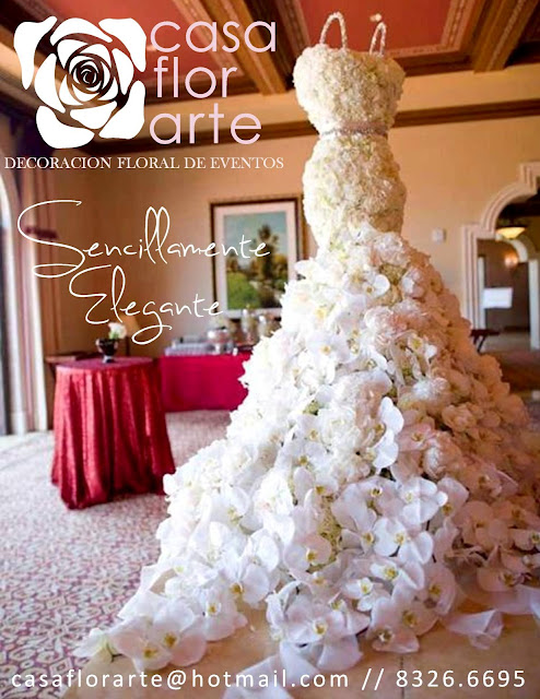 Ramos de novia con flores preservadas - valentinaneroes