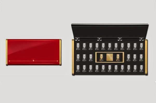2015 Rolls Royce Phantom Louis XIII Special Edition