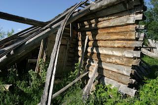 Деревня Шапкино, река Шапкина