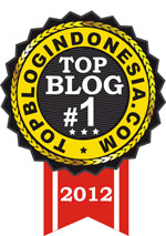 TopBlogIndonesia.com Award 2012