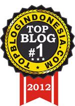 TopBlogIndonesia.com Award 2012