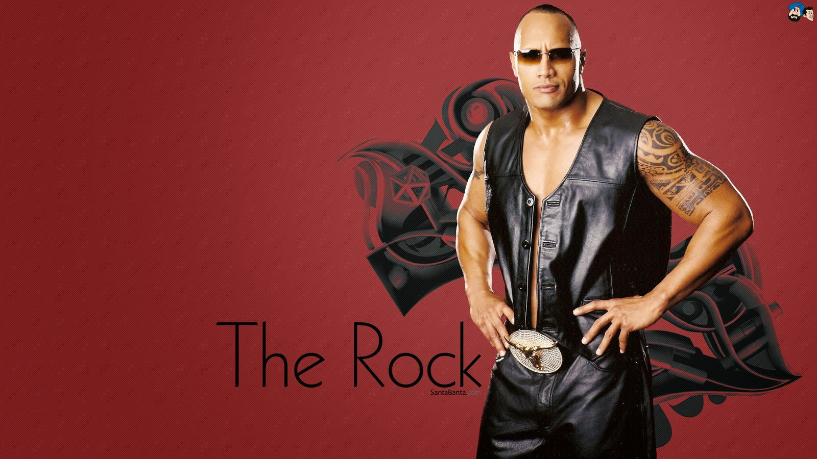 here you can free download The rock hd wallpapers.